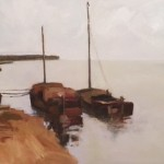 Gifford - Study of Old Boats