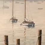 Hill - Nantucket Harbor
