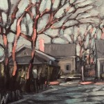 Westerlund - Prospect St from Joy in Winter