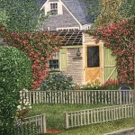 Goulding - rose covered cottage