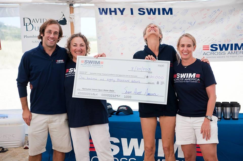 2013 Swim Raises $180,000!